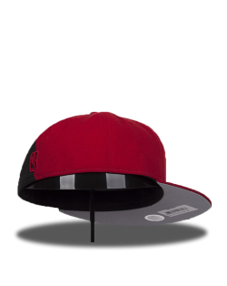 CHICAGO BULLS 59FIFTY B/R