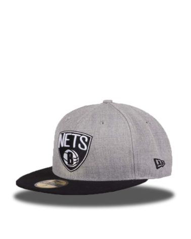 BROOKLYN NETS GRAY
