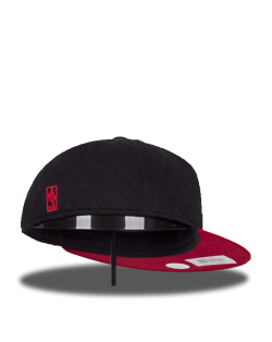 CHICAGO BULLS 59FIFTY BLACK