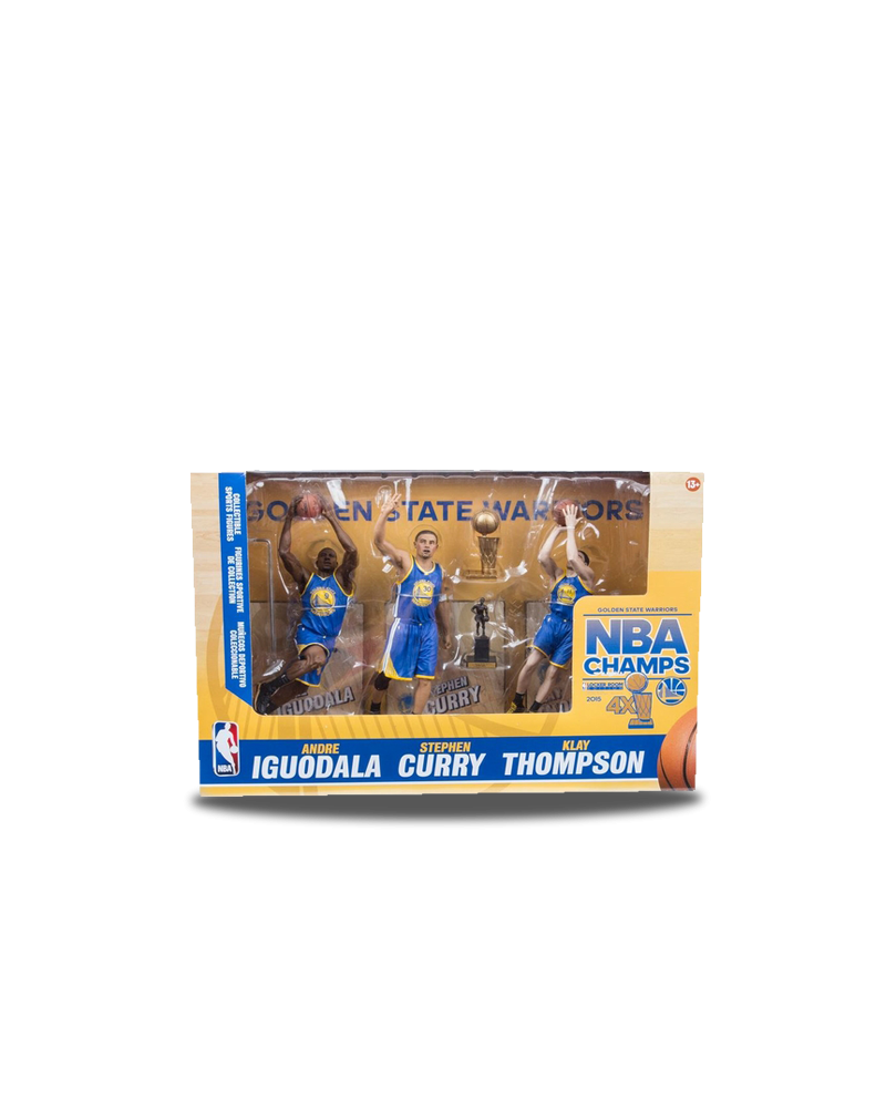 Pack de Figuras Warriors