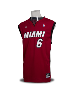 LeBron James Replica jersey