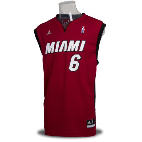 best authentic 03633 20e51 LeBron James replica jersey | Miami Heat