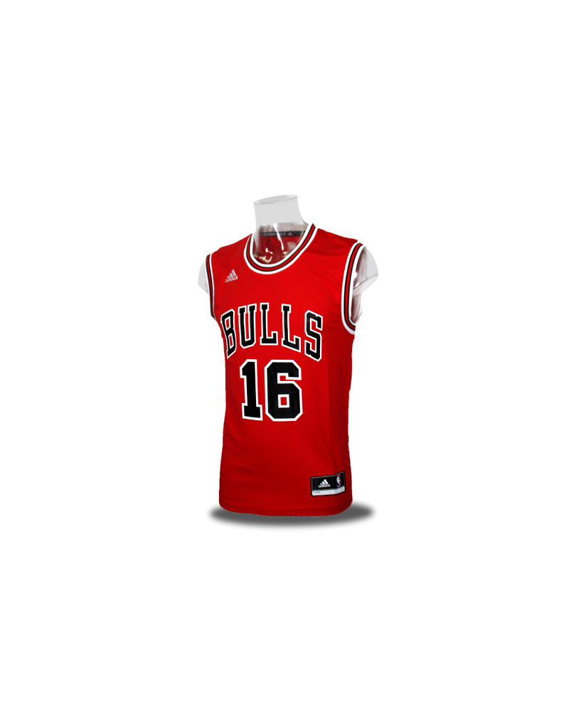 Camiseta Chicago Bulls Replica Gasol