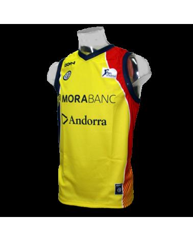 Camiseta Andorra 2ª 2015/16
