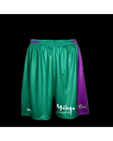 Pantalones Baloncesto Unicaja 2015