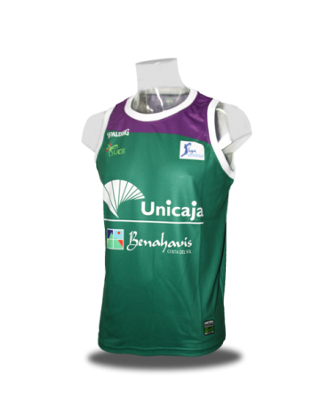 Camiseta Unicaja 2015