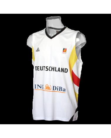 Camiseta FIBA de Alemania 1ª 2015