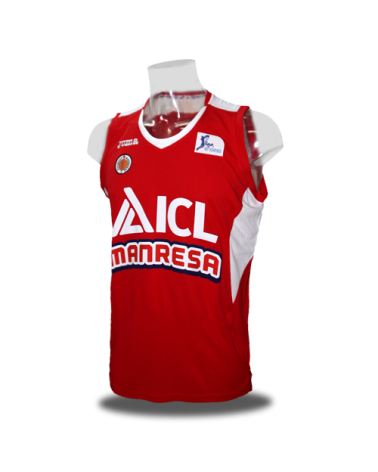 Camiseta ICL Manresa 1ª