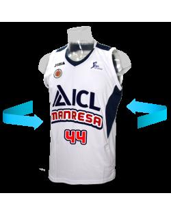 ICL Manresa away jersey