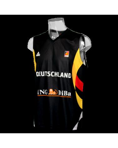 Camiseta FIBA de Alemania 2ª 2015