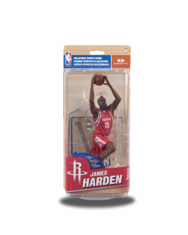 JAMES HARDEN ACTION FIGURE