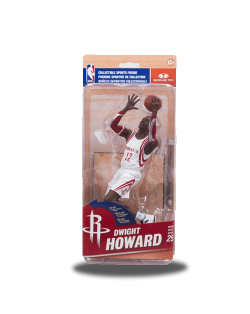FIGURA DWIGHT HOWARD UNIFORME BLANCO