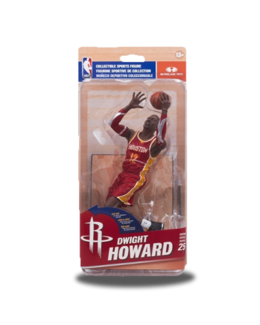 FIGURA DWIGHT HOWARD UNIFORME ROJO