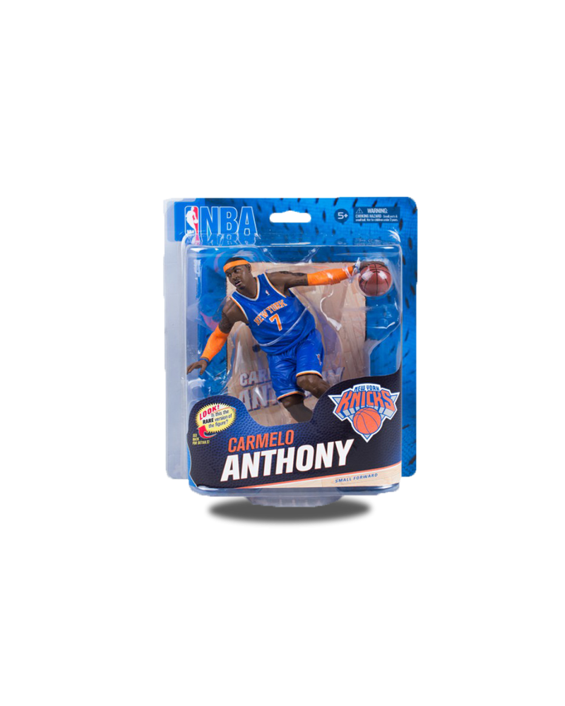 FIGURA CARMELO ANTHONY