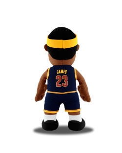LEBRON JAMES PLUSH DOLL