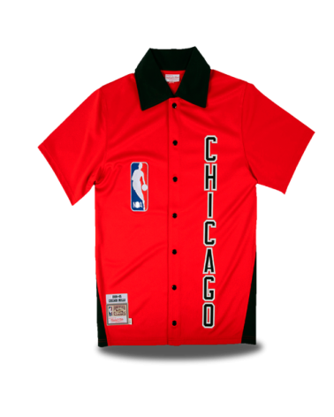 Chicago Bulls Shooting Shirt 84/85