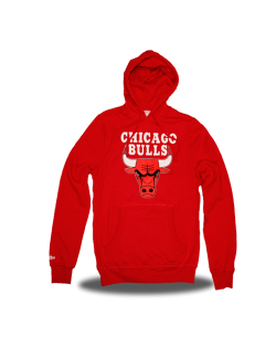 SUDADERA HOODY WARRIORS LOGO RETRO