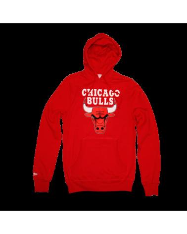 Sudadera con Capucha Chicago Bulls