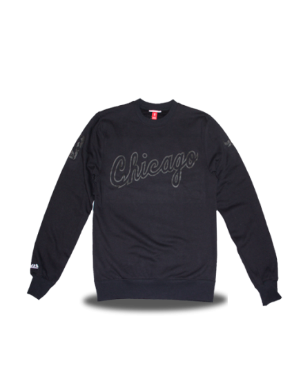CREWNECK SWEATSHIRT CHICAGO BULLS