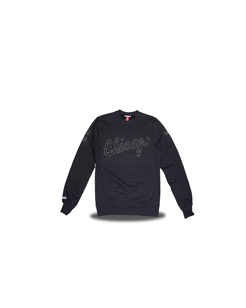 CREWNECK SWEATSHIRT CHICAGO BULLS