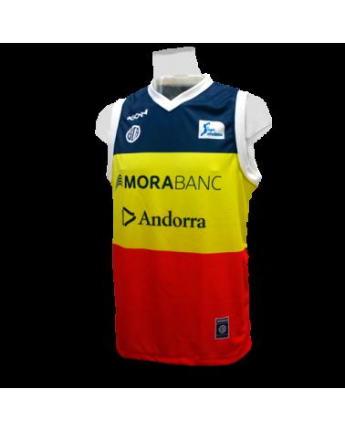 Camiseta Andorra 2ª 16/17