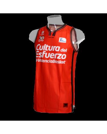 Camiseta Valencia 1ª 16/17