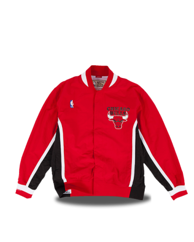 Authentic Warmup Jacket Chicago Bulls 92/93