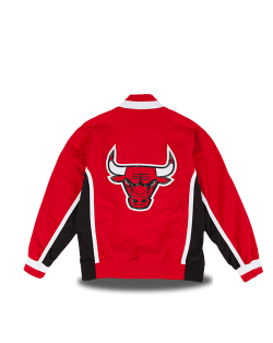 BULLS 84/85 SHOOTING SHIRT