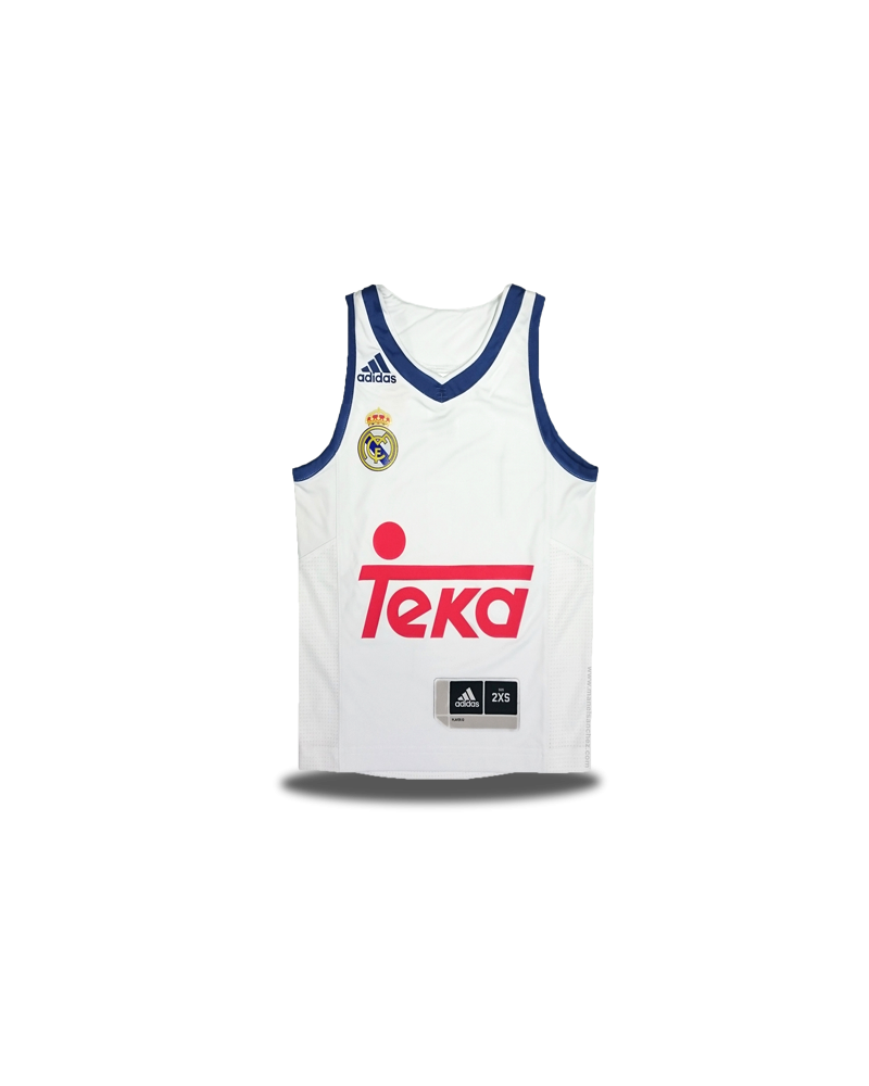 CAMISETA INFANTIL REAL MADRID