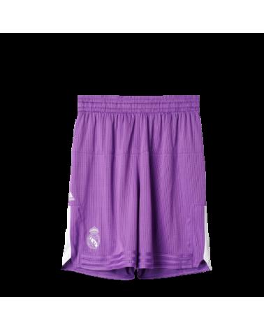 Pantalón Real Madrid Baloncesto 2ª 16/17