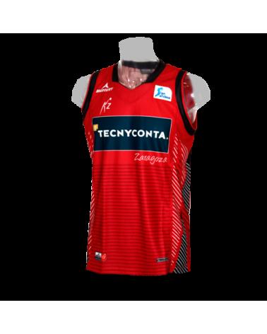 Camiseta Tecnyconta Zaragoza 1ª 16/17