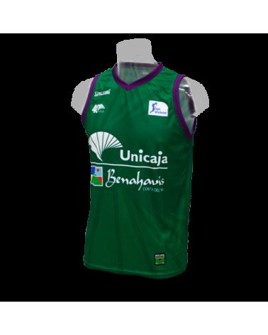 Camiseta Unicaja Málaga 1ª 16/17