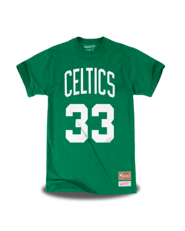 Boston Celtics Larry Bird Shirt