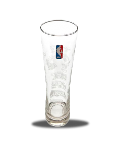 NBA PINT GLASS