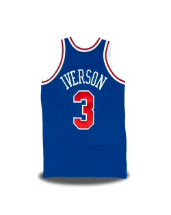 AUTHENTIC IVERSON