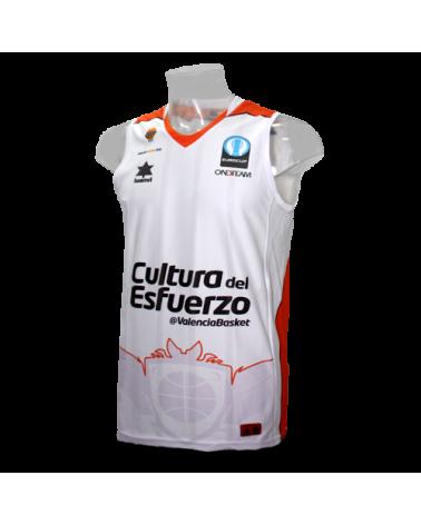 Camiseta Valencia Eurocup