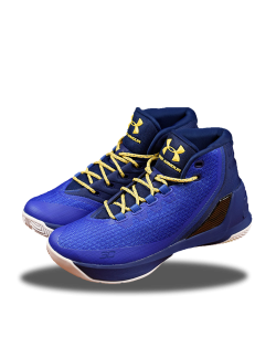 Zapatilla Baloncesto Under Armour Curry 3.0 Blue