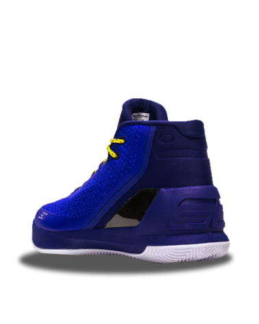Zapatilla Baloncesto Under Armour Curry 3.0 Blue