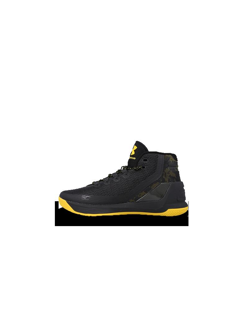 profesional Tener cuidado de cupón doble Under Armour Curry 3.0 Black | Zapatillas de Baloncesto