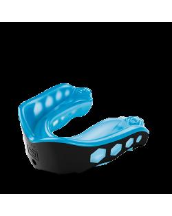 Protector Bucal Gel Max Azul/Negro