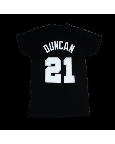 San Antonio Spurs Camiseta Duncan