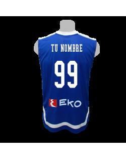 Camiseta FIBA Grecia 1ª