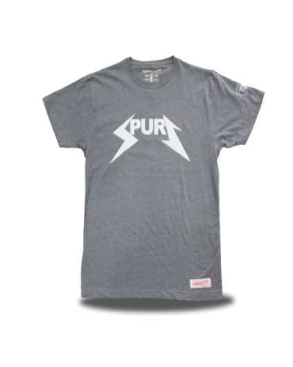 Camiseta Rock San Antonio Spurs