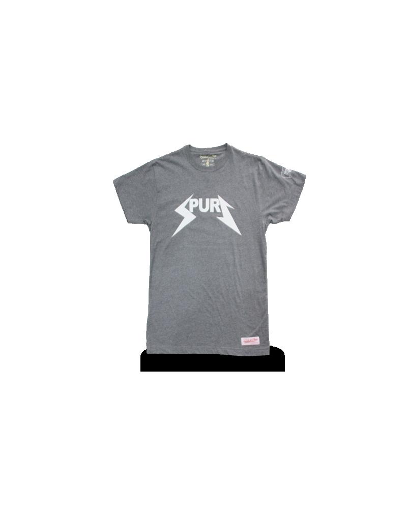 Camiseta Rock San Antonio Spurs