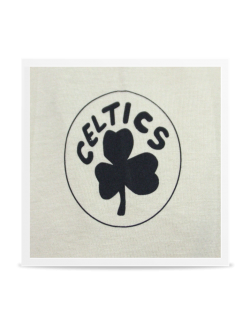 Camiseta Rock Boston Celtics Sand