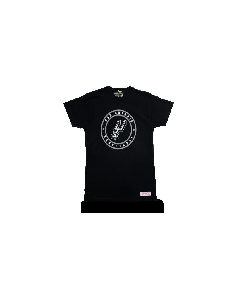 Camiseta Logo San Antonio Spurs