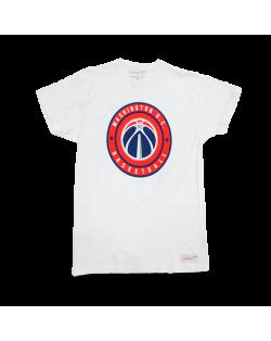 Camiseta Logo Washington Wizards