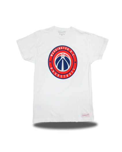 Camiseta Logo Washington Wizards