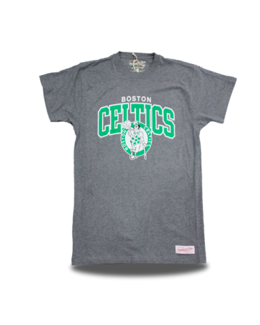 Camiseta Rock Boston Celtics