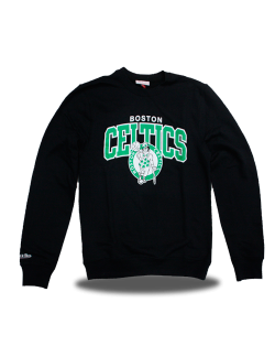 Sudadera Logo Boston Celtics
